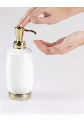 York Ceramic Liquid Soap & Lotion Dispenser Pump