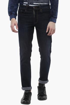 RS BY ROCKY STARMens 5 Pocket Rinse Wash Jeans