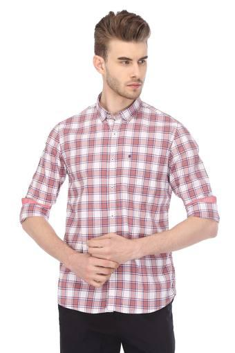 Mens Checked Shirt
