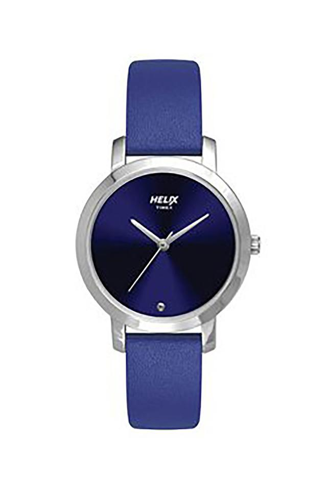 Mens Analogue Leather Watch - TW024HL10