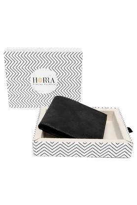 HORRAMens PU Leather 1 Fold Wallet - 204840820_9212