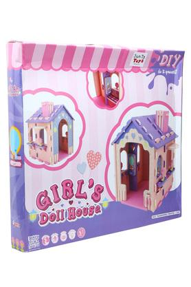 Girls Doll House Playset