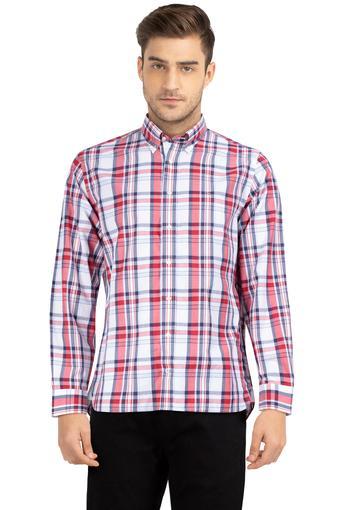 TOMMY HILFIGER -  WhiteCasual Shirts - Main