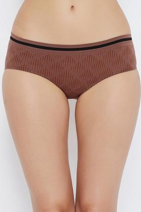 Womens Printed Hipster Briefs Pack of 3