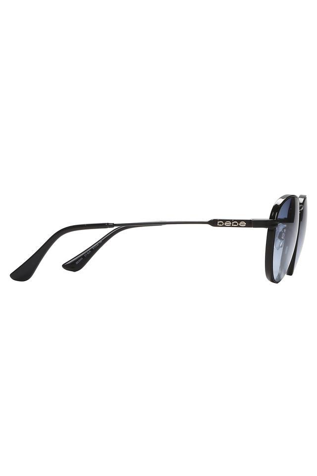 Womens Full Rim Oval Sunglasses