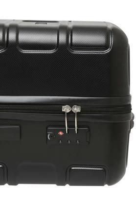 Unisex Zip Closure Hard Trolley