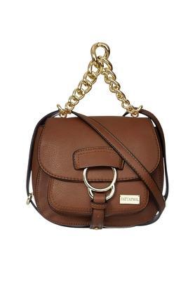 SATYA PAULWomens Loop Closure Sling Bag