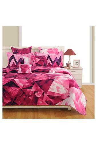 Geometric Single Duvet Cover