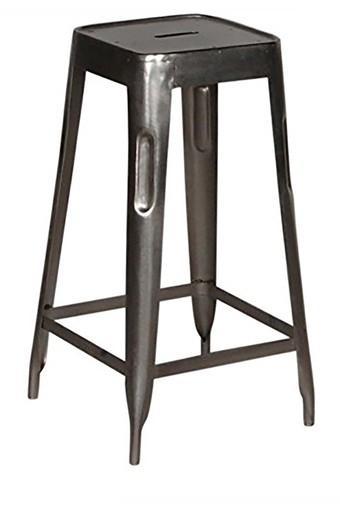 Metallic Stylo Bar Stool