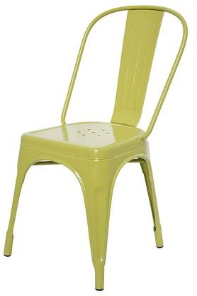 Yellow Stylo Chair