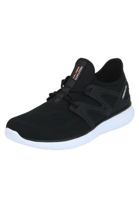 ATHLEISURE Mens Mesh Lace Up Sports Shoes - 203578136_9212