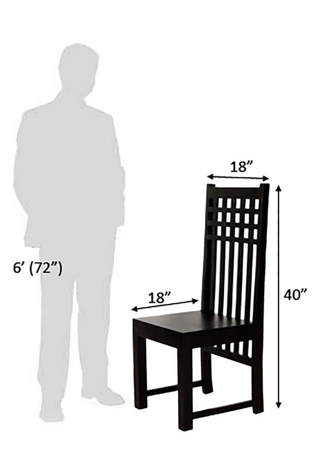 Black Macy 6 Seater Dining Set