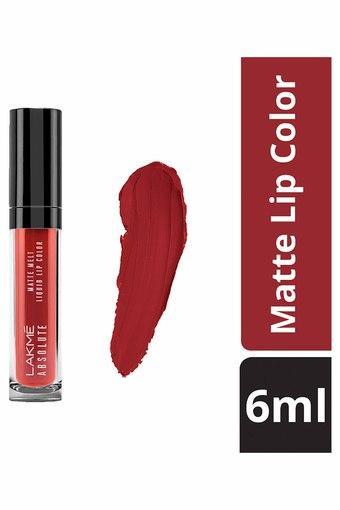LAKME -  Red SmokeLips - Main