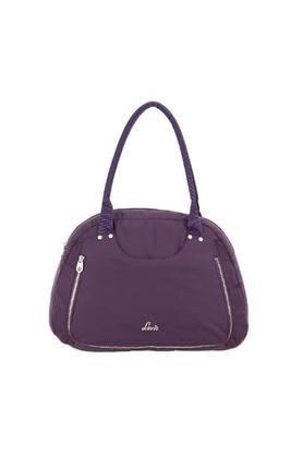 Womens Zipper Closure Shoulder Bag