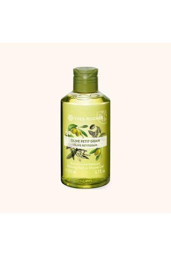 Relaxing Bath and Shower Gel - Olive Petitgrain - 400 ML
