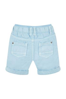 Boys Solid Shorts