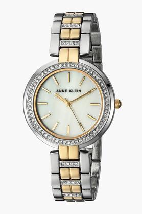 Womens Analogue Metallic Two Tone Watch - AK2969MPTT