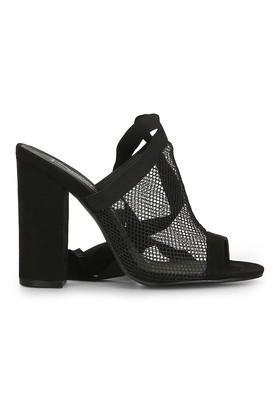 Womens Party Wear Tie Up Closure Heels