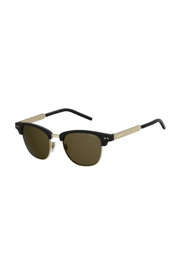Unisex Clubmaster Polarized Sunglasses