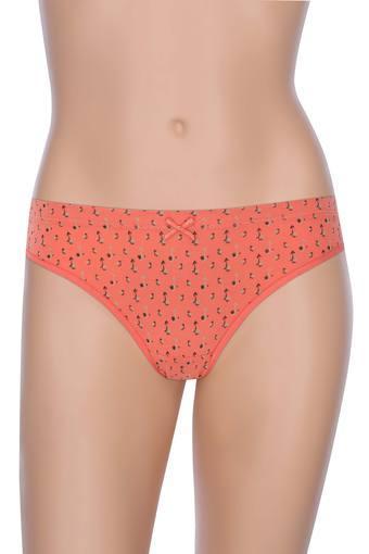 Womens Printed Bikini Briefs - Pack Of 2