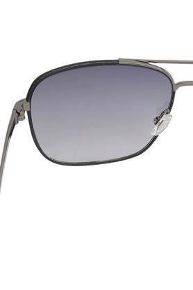 Unisex Full Rim Navigator Sunglasses - FOS2001SKH1ZR