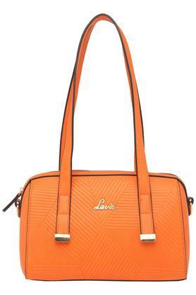 LAVIEWomens Zipper Closure Box Bag