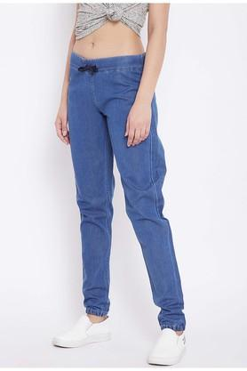 Womens Rinse Wash Casual Jeggings