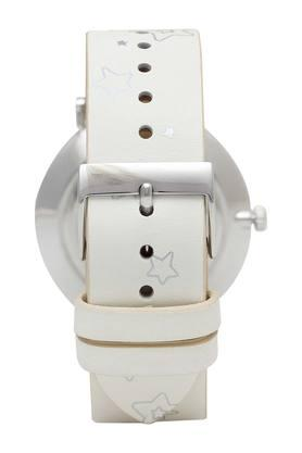 Womens White Dial Analogue Watch - CO14503040W