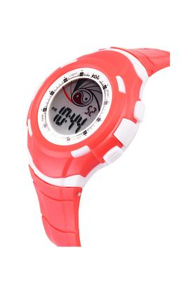 Girls Plastic Digital Watch - KK209RD