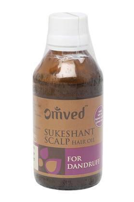 Sukeshant Scalp Hair Oil for Dandruff
