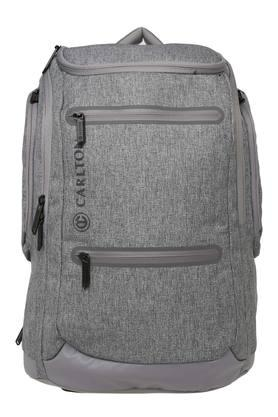 Unisex Zip Closure Laptop Backpack