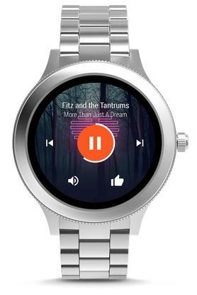 Q Venture Women Stainless Steel Gen 3 Smart Watch FTW6003