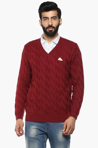 MONTE CARLO -  MaroonSweaters - Main