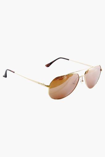 cf0f4cdd8e Buy FASTRACK Unisex UV Protected Full Rim Sunglasses - M186YL4 ...