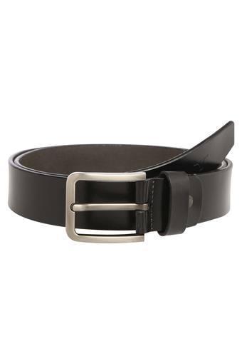 Mens Buckle Closure Belt