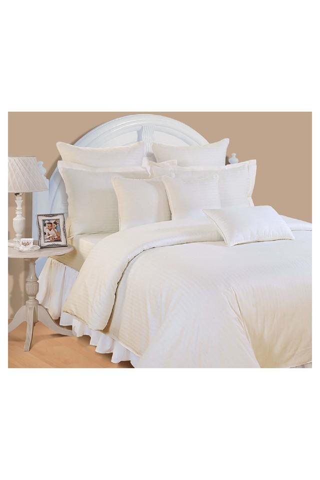 Ivory Solid Double AC Comfortor