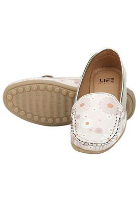 Girls Slip On Loafers