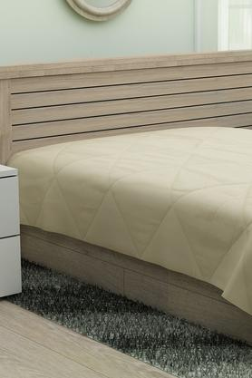SPACESSingle Solid Quilted Quilt - 204772540_9900