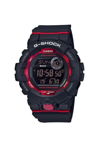 Mens Silicone Dial Digital Watch - G882
