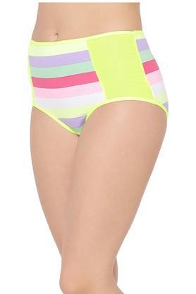 Womens Stripe Hipster Briefs