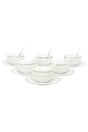 Printed Soup Set of 18