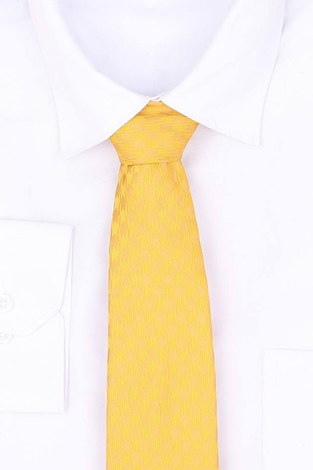 Mens Formal Self Pattern Tie