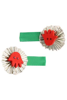 Girls Solid Hair Clips
