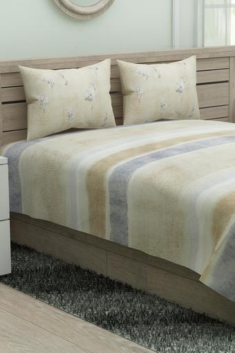 D'DECOR -  Purple Bed Sheets - Main