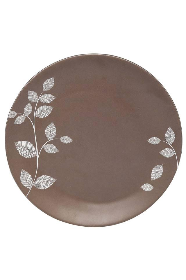 Round Printed Small Plate