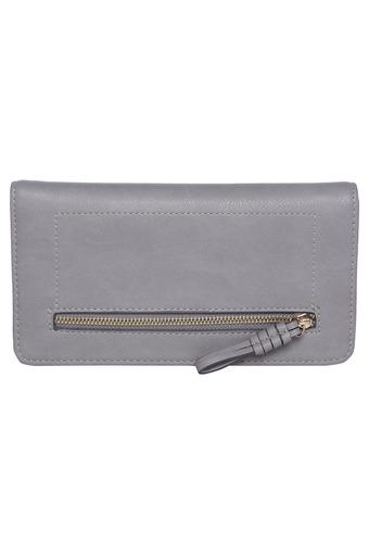 ACCESSORIZE -  GreyWallets & Clutches - Main