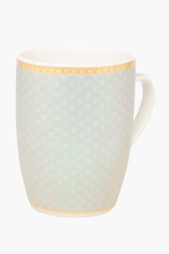 Round Printed Coffee Mug