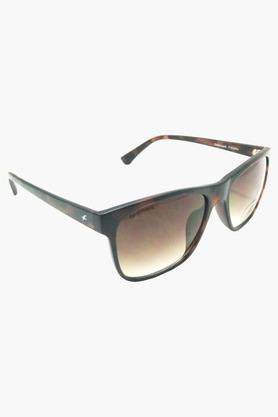 FASTRACK Mens Square UV Protected Sunglasses - P380BR4