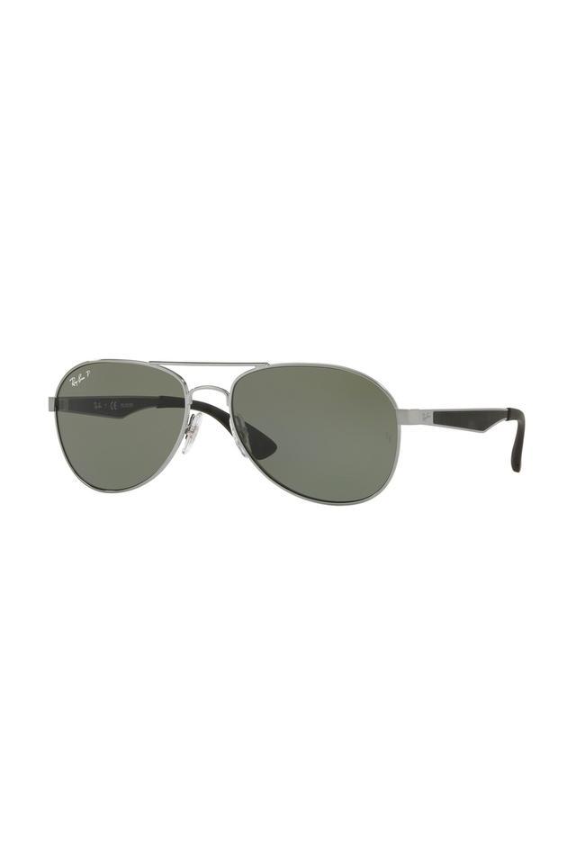 Mens Aviator UV Protected Sunglasses