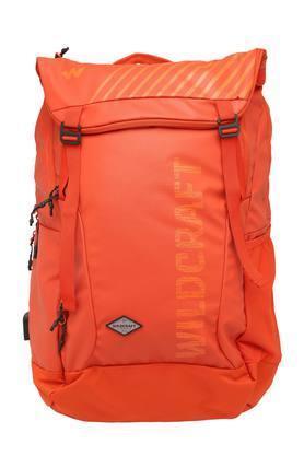95cf6b235fea8 X WILDCRAFT Unisex 2 Compartment Zip Closure Backpack